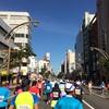 【道マラへの道:札】札幌マラソンハーフでござる。の巻