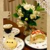 LA TERREの(^-^)なケーキとコーヒーゼリー☆