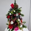 #46 クリスマステーブルツリーのレッスン
