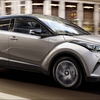 トヨタC-HR販売開始 受注は既に29,000台