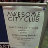 ライブレポ 「Awesome Talks -vol.6-」 @Shibuya O-EAST