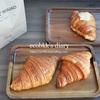 アソーク駅から徒歩圏内のパン屋さん「SANT DE' NHUAD」のクロワッサン/My Favorite Croissant/ขนมปังที่ฉันชอบในเมืองไทย