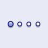CSSでポヨンとしたボタンをつくりました。