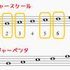 七夕様で学ぶリハーモナイズ【第七回】メロディとコード進行でキーが違う