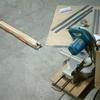サンドブラスターを作ろう!6 換気扇取付けBOX製作1