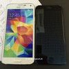iPhone6モックアップとGALAXY S5の大きさを比較した写真、5sや4sと比べたビデオが公開