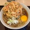 【小伝馬町交差点近く】田そば:生蕎麦から茹でられて作られる蕎麦、優しい蕎麦つゆの味に癒されます