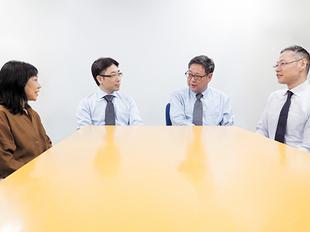 【本音座談会】社外の知見やノウハウを伝えられるのは、経験のある派遣エンジニアだからこそ