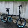 折りたたみ自転車 RENAULT LIGHT10 レビュー