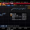 【株式】先週末の下げを取り戻し、お釣りも