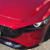 改めて実車を見て感銘!マツダ3のデザインと塗装はオーラが違った