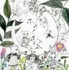 4/27〜29 《卯の花の月の庭より vol.2》に出店いたします。