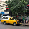 バンコク、コロンボ、キャンディ、の車たち