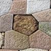 鼠多門石垣の復元