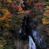 小中大滝(群馬県みどり市)にて秋の訪れを感じる