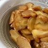 生姜シロップを漬け終えた後の生姜で、2度美味しい☆