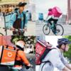 foodpanda(フードパンダ)では他社のバッグを自由に使えないの?