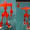 ロボットの骨格を作る その1