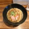 「一護」で魚介系豚骨ラーメン