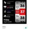 Fitbit Versaを有料のウォッチフェイスに変えてみた