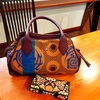 ヴィヴィアンの財布とバッグを買った