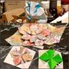BARで折り紙!からのハムスターばらまきナイト