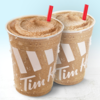 【カナダ飲み物】夏におすすめ!Tim Hortonsのアイスカップ(Iced capp)