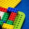 レゴブロックの片付けが簡単・おもちゃ収納バック(プレイマット)は効率が良いのでおススメ