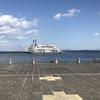 琵琶湖でリハビリ