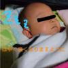 風邪をこじらせてしまった生後3ヶ月の息子