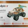 18種のロボットを作って動かすブログマラミング ブロック Apitor(アピター)の感想! 2歳児に買った結果。。?!【動画有り】