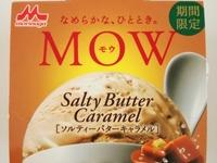 MOW(モウ)ソルティーバターキャラメルのレビュー。大人の後口が美味しい。