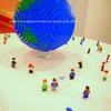PIECE of PEACE レゴで作った世界遺産展