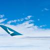 【香港澳門旅行記 ep.11】香港から東京成田へ、CX520でエアバスA350XWBに初搭乗【2019.1.7】