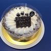 クラッシックショコラのバースデーケーキ