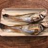 秋田の県魚ハタハタの塩焼きはブリコが美味しいお酒に合うお魚