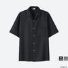 【ユニクロU】MEN オープンカラーシャツ(開襟シャツ)を購入したのでレビュー!!【メンズファッション】