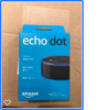 Amazon Echo Dotが来たーぁ!!