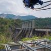 【ダム】J-POWERの大型ダム、風屋ダム(2019/04/21)