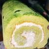 【和のロールケーキ】伊藤久右衛門の宇治抹茶ロールケーキ