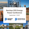 【情報更新】米国老舗電力会社 ドミニオン(D).今後3年,毎年10%の増配を予定.