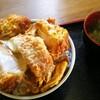 千葉市花見川区三角町にある蕎麦店「大島屋」はカツ丼がおすすめ!