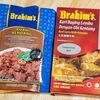 Brahim's Food Japanのレトルトのマレーシア料理で海外気分になってみた。
