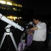 4年生 星空観察会