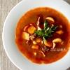 【ハンガリー料理】「Gulyás leves:グヤーシュ レヴェシュ」のパプリカパウダーを入れるタイミングとは?