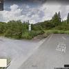飯士山と分断県道と林道