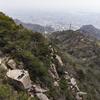【春の六甲山登山】頂上には行かず地獄谷、荒地山をぐるり