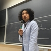 ニューヨーク コメディアン Rioさんが講義に登場♪