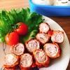 お弁当おかず☆肉巻きチーズのケチャップ炒め(動画有)