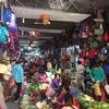 【カンボジア女子一人旅】カンボジアの市場を散策 |´▽`●)ノ